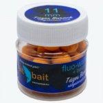Bait Bait  Tüzes Barack 11 mm Fluo Wafters mini bojli+Betain