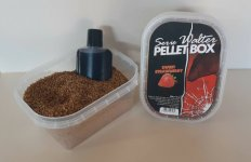 SW PELLET BOX SWEET STRAWBERRY