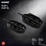HALDORÁDÓ Flat    XL  55 g  method etetőkosár