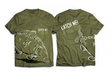 Delphin Catch me!   KAPOR  PONTY   póló  (S-XXXL)