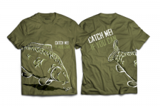Delphin Catch me!   KAPOR póló (S-XXXL)