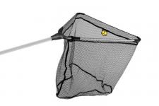 Delphin merítőháló  műanyag fejcsatlakozással 40x40  150cm