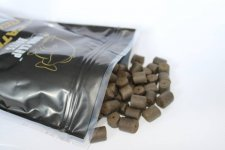 Don Carp Baits Halibut Fúrt Pellet 27mm