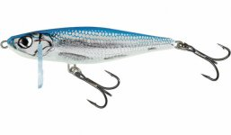 SALMO WOBBLER THRILL TH4-Blue Fingerling
