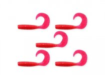 Nevis Vantage Twister 7,5 cm 5db/cs piros