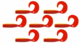 Nevis Vantage Twister 6cm 7db/cs piros-sárga