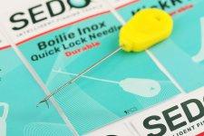 SEDO Boilie Inox Quick Lock Needle