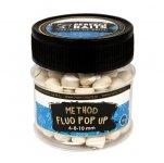 Perfect Baits Method fluo pop up - 15gr (Fahéj)