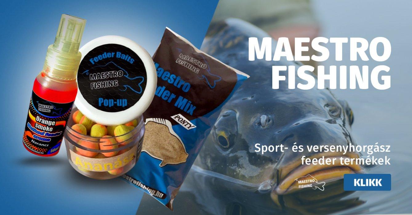 maestro fishing