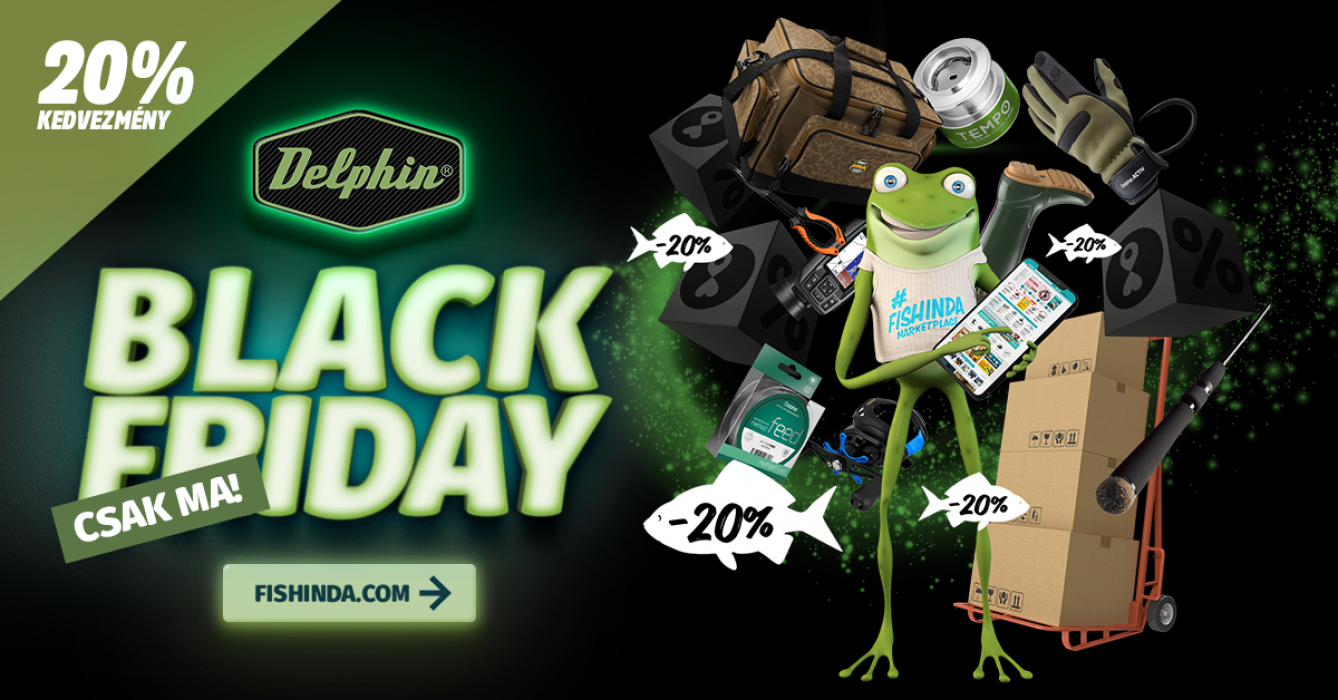 Delphin black friday