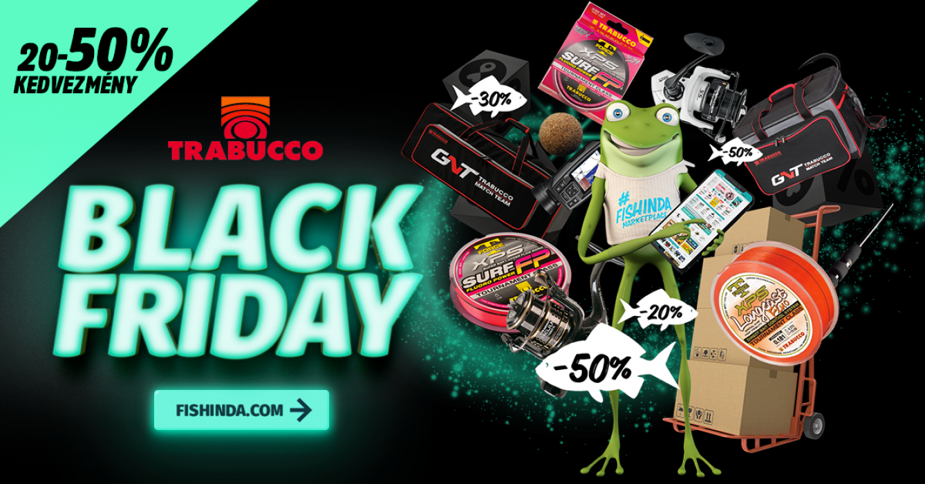 Trabucco Black Friday