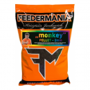 FEEDERMANIA PELLET 2 MM MONKEY 800G