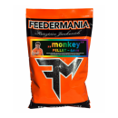 FEEDERMANIA PELLET 4 MM MONKEY 800G