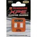 Trabucco Xps Cluster Bushes Ptfe Match Set, teflon hüvely szett 2db
