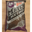 Novák match method groundbait Red Fruit
