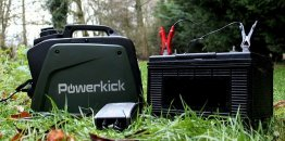 Powerkick 800 Outdoor - Generátor Ultra csendes