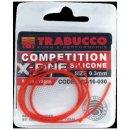 Trabucco Comp. X-Fine Silicone 1.0mm-50cm, szilikon cső