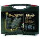 K-Karp Gladio Tx Micro kapásjelző szett 3+1