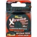 K-Karp Dyna Tex Xtreme Stiff 16 m 35 lb camo barna előkezsinór
