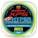 Trabucco Xps Hyper Stertch Power Latex 2,4 mm 5m, rakós gumi