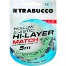 Trabucco Hi-Layer Hollow Elastic Match rakós csőgumi 1,5mm 5m