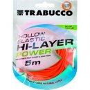 Trabucco Hi-Layer Hollow Elastic Power rakós csőgumi 2,5mm 5m