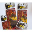 EA Method Rig Seria C 4-es előkötött horog fonott zsinóron