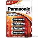 Panasonic Pro Power AA 1.5V szupertartós alkáli elem 4db/csomag