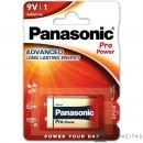 Panasonic Pro Power 9V szupertartós alkáli elem