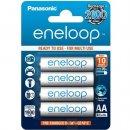 Panasonic Eneloop AA 1900mAh Ni-MH TÖLTHETŐ akkumulátor 4db/ csomag