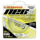 TRABUCCO DYNA-TEX NEO X8 YELLOW FONOTTZSINÓR 150m 0,128mm