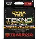Trabucco Dyna-Tex Tekno Super Braid 135 m 0,165 mm fonott zsinór