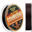 Trabucco Dyna-Tex Xps Hybrid 150 m 0,104 mm 10kg süllyedő fonott zsinór