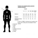 Geoff Anderson Urus6 nadrág fekete - Jumbo X