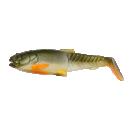 Savage Craft Cannibal Paddletail 6,5cm 4g Olive Pearl Hot Orange