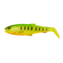 Savage Craft Cannibal Paddletail 6,5cm 4g Firetiger