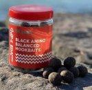 Balaton Baits Balanced csalizó bojli 150 g 20*16 mm black amino