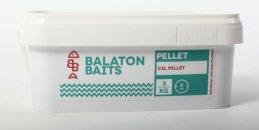 Balaton Baits CSL pellet 8 mm 3000 g natúr