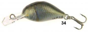 Bonito JAZZ 2,8F-34 wobbler