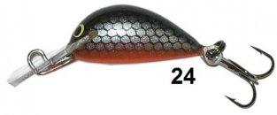 Bonito KLEN 2,5F-24 wobbler