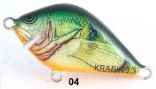Bonito KRAPIK 3,5S-04 wobbler