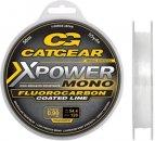 CATGEAR XPOWER MONO LEADER F C 200lbs 50m előkezsinór