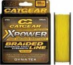 Catgear Xpower Braided 80lbs 300yds fonott zsinór
