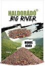 Haldorádó Big River etetőanyag 1500 g mohos dévér