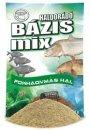 Haldorádó Bázis mix 2,5 kg fokhagymás hal
