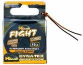K-Karp Dyna Tex Fight Core 5 m 45 lb camou barna előkezsinór