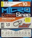 NM MICRO KAPOCS 8mm 0,4mm L 10db