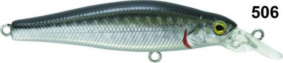 Rapture Bokkai Minnow Suspending wobbler S 65mm 7,5g