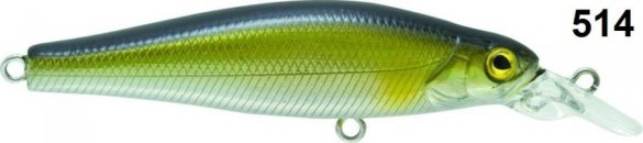 RAPTURE BOKKAI MINNOW SUSPENDING WOBBLER AYU 65mm 7,5g