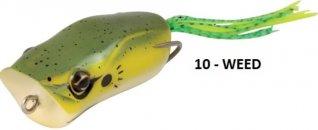 Rapture POPPER FROG 60mm 1/2oz(15g) WEED, gumibéka